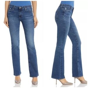 AG The Angel boot cut 10 years color